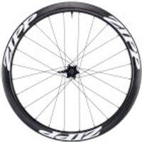 Zipp 303 Firecrest Carbon Clincher Tubeless Disc Brake Front Wheel - 6 Bolt/700c - Black Decals