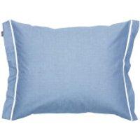GANT Home New Oxford Pillowcase - Capri Blue - 50 x 75cm