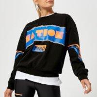 P.E Nation Women's The Wrestler Sweatshirt - Black - S - Black