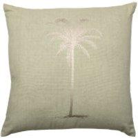 Bloomingville Cotton Cushion - Green - Cushion Gifts