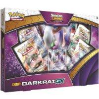 The Pokemon TCG: Shining Legends Collection Shiny Darkrai-GX - Pokemon Gifts