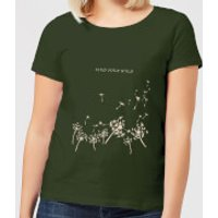 Find Your Wild Women's T-Shirt - Forest Green - XXL - Forest Green