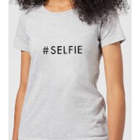 Selfie Women's T-Shirt - Grey - XL - Grey