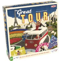 The Great Tour Game - Game Gifts