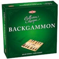 Backgammon in Cardboard Box - Box Gifts