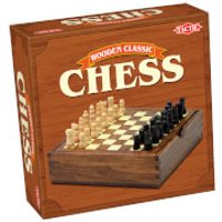 Wooden Classic Chess - Chess Gifts
