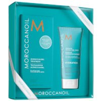 Moroccanoil Treatment 125ml with Intense Hydrating Mask 75ml (Worth 42.80)