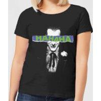 DC Comics Batman Joker The Greatest Stories Women's T-Shirt - Black - XL - Black