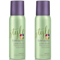 Pureology Clean Volume Weightless Mousse Duo 238g