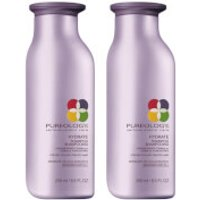 Pureology Hydrate Colour Care Shampoo Duo 250ml