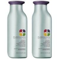 Pureology Purify Colour Care Shampoo Duo 250ml