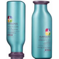 Pureology Strength Cure Colour Care Shampoo and Conditioner Duo 250ml