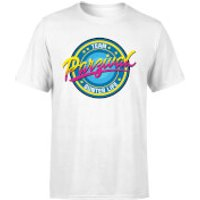 Ready Player One Team Parzival T-Shirt - White - XL - White