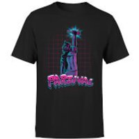Ready Player One Parzival Key T-Shirt - Black - M - Black - Key Gifts