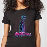 Ready Player One Parzival Key Women's T-Shirt - Black - XXL - Black - Key Gifts