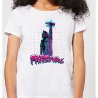 Ready Player One Parzival Key Women's T-Shirt - White - M - White - Key Gifts