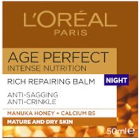 L Or al Paris Age Perfect Intense Nutrition Night Cream
