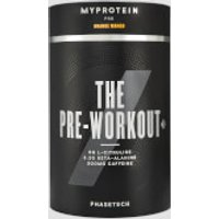 THE Pre Workout+ - 20servings - Orange Mango