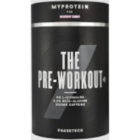 THE Pre-Workout+ - 20servings - Tub - Rainbow Candy