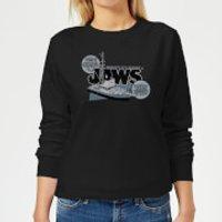 Jaws Orca 75 Women's Sweatshirt - Black - M - Black