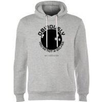 Big Lebowski Obviously You're Not A Golfer Hoodie - Grey - L - Grey