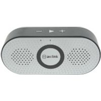 AV: Link Portable 4.2 Bluetooth Speaker - Silver