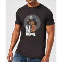 E.T. Phone Home T-Shirt - Black - 4XL - Black