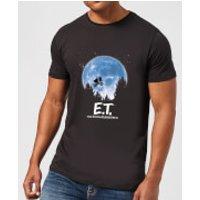 ET Moon Silhouette T-Shirt - Black - 5XL - Black