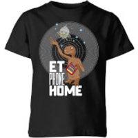 E.T. Phone Home Kids' T-Shirt - Black - 3-4 Years - Black