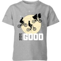 ET Be Good Moon Kids' T-Shirt - Grey - 11-12 Years - Grey