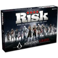 Risk Board Game - Assassin's Creed Edition - Board Game Gifts