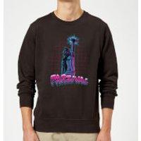 Ready Player One Parzival Key Sweatshirt - Black - XXL - Black - Key Gifts