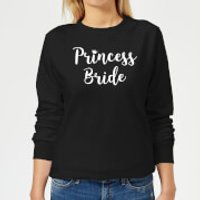 Princess Bride Women's Sweatshirt - Black - XL - Black