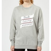 Brides Entourage Women's Sweatshirt - Grey - M - Grey
