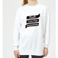 Brides Entourage Women's Sweatshirt - White - M - White