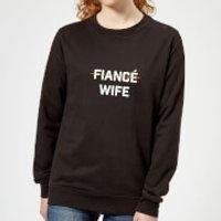Fiance Wife Women's Sweatshirt - Black - XL - Black