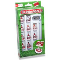 Subbuteo Red/White Team