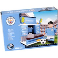 Nanostars Manchester City Changing Rooms - Manchester City Gifts