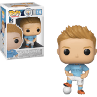 Manchester City FC Kevin De Bruyne Pop! Vinyl Figure - Manchester City Gifts