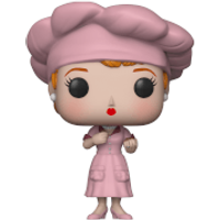 Image of I Love Lucy Factory Lucy Pop! Vinyl Figure