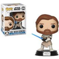 Star Wars Clone Wars Obi Wan Kenobi Pop! Vinyl Figure - Iwoot Gifts