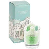 Bomb Cosmetics Mojito Mojo Piped Candle - Mojito Gifts