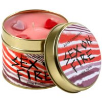 Bomb Cosmetics Sex on Fire Tin Candle - Sex Gifts