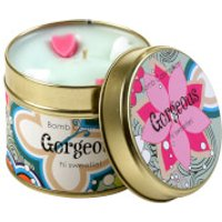 Bomb Cosmetics Gorgeous Tin Candle - Candle Gifts
