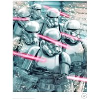 Star Wars The Original Stormtrooper Attack Print - Stormtrooper Gifts