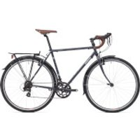 Adventure Flat White Touring Bike - 51cm (Small)