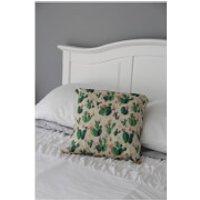 Black Ginger Cactus Cushion - Cushion Gifts