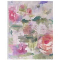 Art for the Home Abstract Blossoms Printed Canvas - Home Gifts