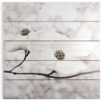 Art for the Home Serenity Blossoms Print on Wood - Home Gifts