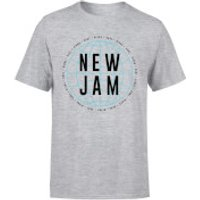 Ranz + Niana New Jam Global T-Shirt - Grey - XL - Grey